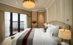 {SIÊU RẺ} Voucher phòng ngủ tại Vinpearl Hạ Long Bay Resort 2N1Đ- Deluxe Ocean View + Ăn 3 bữa (Cao điểm giữa tuần)