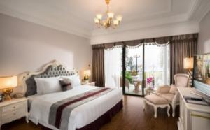 {SIÊU RẺ} Voucher phòng ngủ tại Vinpearl Hạ Long Bay Resort 2N1Đ - Panoramic Suite + Ăn sáng (Thấp điểm)