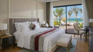 {SIÊU RẺ} Voucher phòng ngủ tại Vinpearl Đà Nẵng Resort & Villas 2N1Đ - Deluxe Ocean View + Ăn Sáng (Cao điểm giữa tuần)