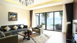 {SIÊU RẺ} Voucher phòng ngủ tại Vinpearl Nha Trang Bay Resort & Villas 2N1Đ - Deluxe Room + Ăn 3 bữa + Vui chơi không giới hạn (Thấp điểm)