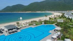 {SIÊU RẺ} Voucher phòng ngủ tại Vinpearl Nha Trang Golf Land Resort & Villas - Deluxe Ocean View 2N1Đ + Ăn 3 bữa + Vui chơi không giới hạn (Thấp điểm)