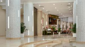{SIÊU RẺ} Voucher phòng ngủ tại Vinpearl Nha Trang Bay Resort & Villas 2N1Đ - Executive Suite + Ăn Sáng + Vui chơi không giới hạn tại Vinpearl Land (Thấp điểm)