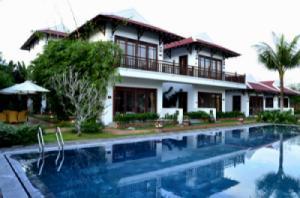 {SIÊU RẺ} Voucher phòng ngủ tại Vinpearl Hoi An Resort & Villas 2N1Đ - Deluxe Room + Ăn Sáng (Đỉnh điểm)