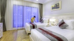 {SIÊU RẺ} Voucher phòng ngủ tại Vinpearl Đà Nẵng Resort & Villas 2N1Đ - Deluxe Room + Ăn Sáng (Thấp điểm)