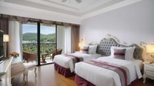 {SIÊU RẺ} Voucher phòng ngủ tại Vinpearl Nha Trang Golf Land Resort & Villas - Deluxe Ocean View 2N1Đ + Ăn 3 bữa (Cao điểm)