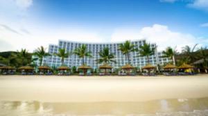 {SIÊU RẺ} Voucher phòng ngủ tại Vinpearl Nha Trang Bay Resort & Villas 2N1Đ - Executive Suite + Ăn 3 bữa + Vui chơi không giới hạn (Thấp điểm)