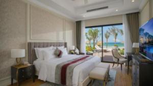{SIÊU RẺ} Voucher phòng ngủ tại Vinpearl Da Nang Ocean Resort and Villas 2N1Đ - Villa 3 bedroom + Ăn 3 bữa (Thấp điểm)