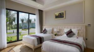 {SIÊU RẺ} Voucher phòng ngủ tại Vinpearl Đà Nẵng Ocean Resort & Villas 2N1Đ - Villa 3 bedroom Ocean View + Ăn Sáng (Cao điểm)