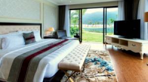 {SIÊU RẺ} Voucher phòng ngủ tại Vinpearl Nha Trang Golf Land Resort & Villas - Executive Suite 2N1Đ + Ăn Sáng + Vui chơi không giới hạn tại Vinpearl Land (Cao điểm)