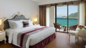 {SIÊU RẺ} Voucher phòng ngủ tại Vinpearl Nha Trang Golf Land Resort & Villas - Deluxe Room 2N1Đ + Ăn 3 bữa (Thấp điểm)
