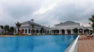 {SIÊU RẺ} Voucher phòng nghỉ Villa 3 Bedroom Ocean View Hà Tĩnh 2N1Đ + Ăn sáng + Vui chơi không giới hạn tại Water Park