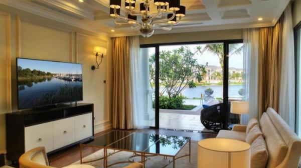 {SIÊU RẺ} Voucher phòng nghỉ Villa 4 Bedroom Nha Trang 3N2Đ + Ăn 3 bữa + Vui chơi không giới hạn