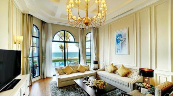 {SIÊU RẺ} Voucher phòng nghỉ Villa 4 Bedroom Ocean View Hà Tĩnh 2N1Đ + Ăn 3 bữa + Vui chơi không giới hạn tại Water Park