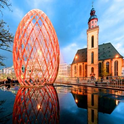 FRANFURT - AMSTERDAM - BRUSSEL – PARIS
