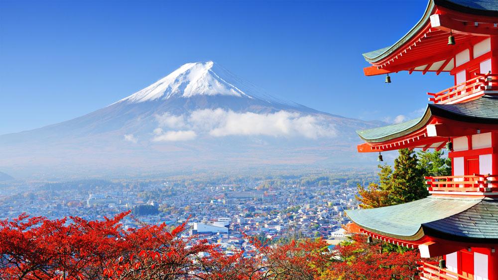 TOKYO - PHÚ SĨ - HAKONE - NIKKO - ODAIBA