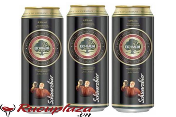 5 loại bia đen đức nhập