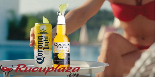 Giá Bia Mexico Corona Extra bao nhiêu