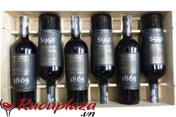 Rượu vang Chilie Limited 1865