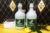 Mua bia chai sứ của Bỉ tặng sinh nhật Sếp mang ý nghĩa sung túc