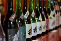 Rượu Sake vảy vàng: Hương vị rượu thượng hạng