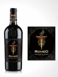 Rượu vang Ý Romeo và Juliet lấy cảm hứng từ sự đam mê và chinh phục tình yêu!