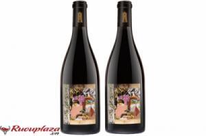 Rượu vang Pháp Chateau La Bastide Eidos Rouge 2012