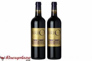 Rượu vang Pháp Brio De Contenac Brown