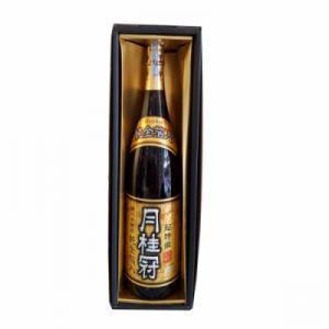 Hộp rượu Sake vẩy vàng Gekkeikan Tokubetsu 1800ml
