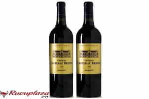 Rượu vang Pháp Château Cantenac Brown