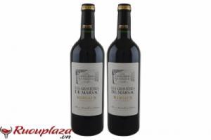 Rượu vang Pháp Margaux Les Gravieres De Marsac