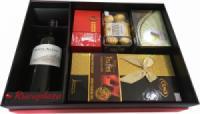 Hộp quà tết rượu vang Chile Santa Alicia M40