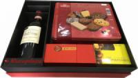 Hộp quà tết rượu vang Pháp Domaine M19