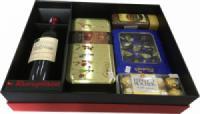 Hộp quà tết rượu vang Pháp Domaine M30