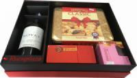 Hộp quà tết rượu vang Chile Novas M18
