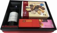 Hộp quà tết rượu vang Chile Novas M29