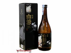 Hộp rượu Sake vẩy vàng Shiragiku Seisen 1800ml