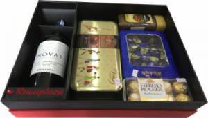 Hộp quà tết rượu vang Chile Novas M31