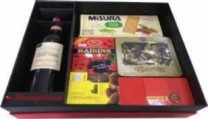 Hộp quà tết rượu vang Pháp Domaine M11