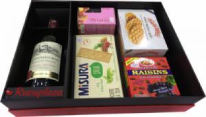 Hộp quà tết 2018 rượu vang Pháp Montmeyrac M02