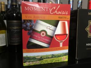 Rượu vang bịch Bordeaux Pháp