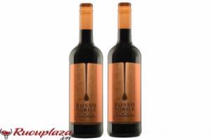 Rượu vang Ngọt Rosso Nobile - Al Cioccolata độ cồn 10%