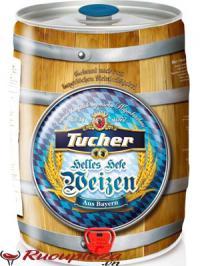 Bia Bom Đức Tucher độ cồn 5,2%