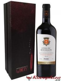 Rượu vang  pháp Côtes Du Roussillon Vieiles Vignes độ cồn 15%
