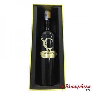 Hộp quà rượu vang ý Capotavola