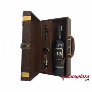 Hộp quà rượu vang ý 88