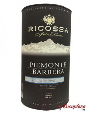 Rượu vang bịch ý RICOSSA 3 LÍT