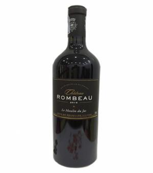 Rượu pháp Château Rombeau-AOP Cote De Roussillon Village