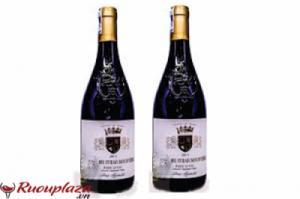 Rượu vang Pháp Grenache Syrah Mourvedre Pays DOC IGP