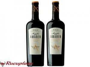 Rượu vang Tây Ban Nha Angels Del Amaren
