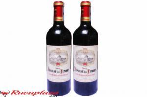 Rượu vang Pháp Vieux Château des Combes